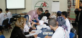 Two workshops for the Moroccan youth to promote the values of citizenship
